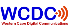 Western Cape Digital Communication logo